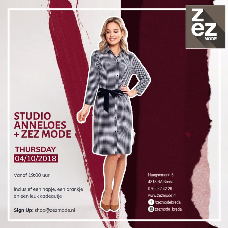 ZEZ + Studio Anneloes