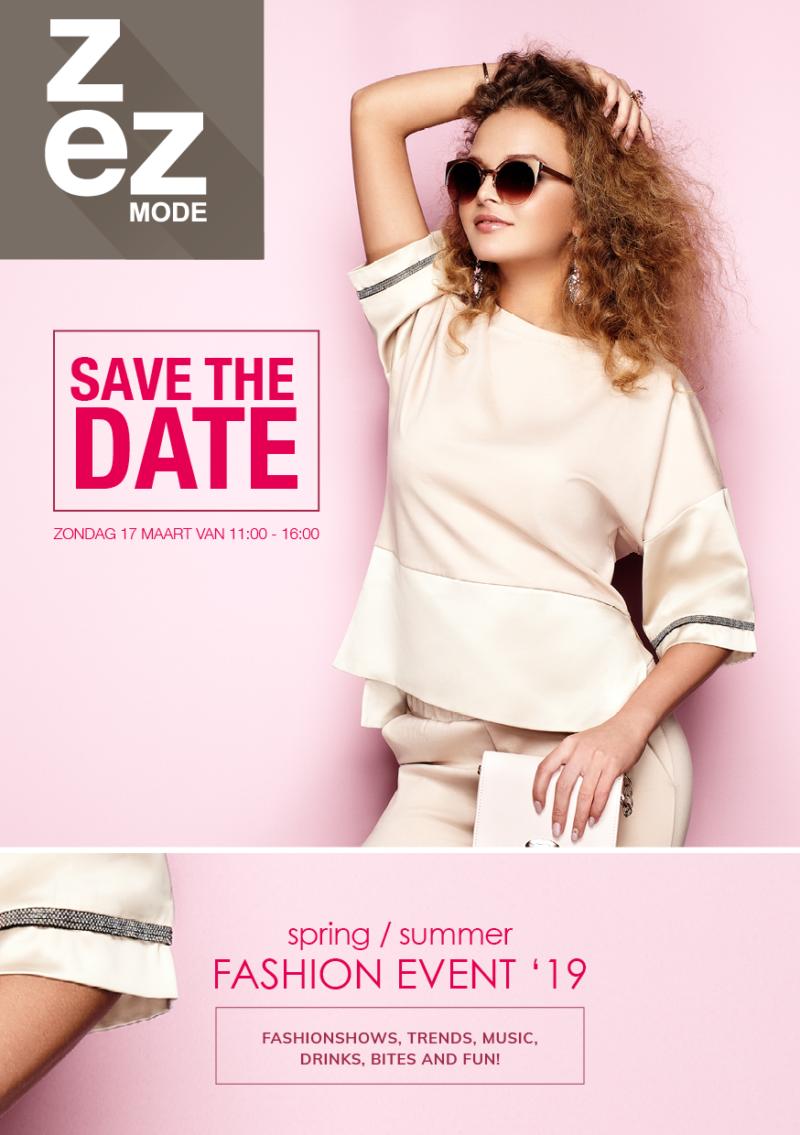 1802237 ZEZ Mode Fashion Flyer A5